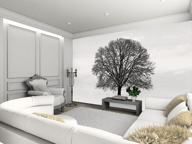 Wohnzimmer gestalten tapeten - Design tapeten wohnzimmer ...