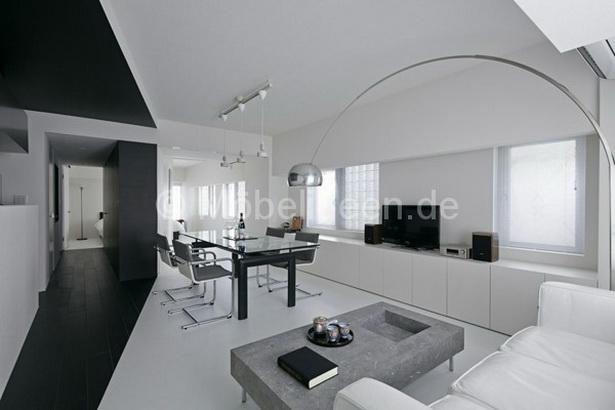 2015 modell schwarz weiss wohnzimmer kombinationen - Wohnzimmer Ideen 2015