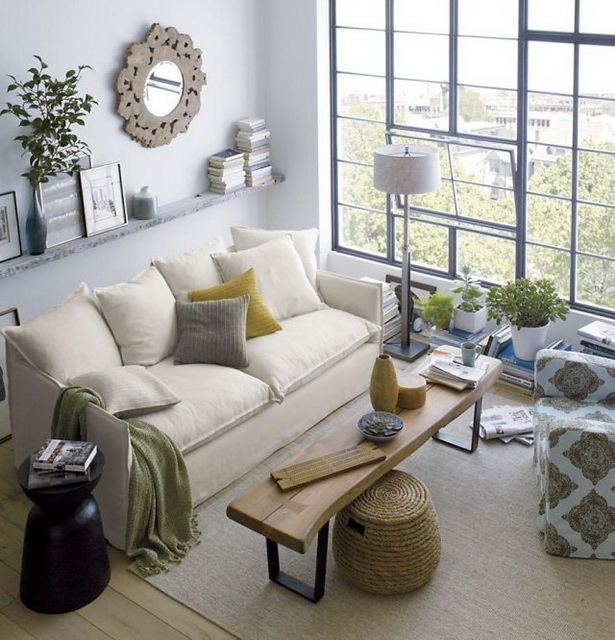 wohnzimmer ideen kleine r ume. Black Bedroom Furniture Sets. Home Design Ideas