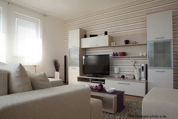 Wohnzimmer Tv Wand Ideen : Wohnzimmer ideen wand