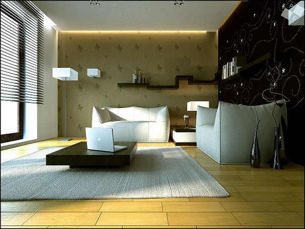 Wohnzimmer innenarchitektur for Interior design studieren