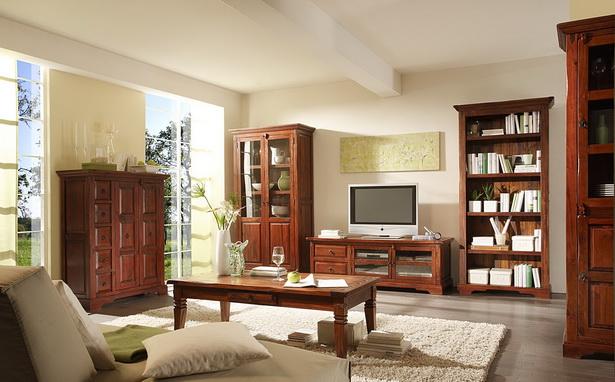 Wohnzimmer kolonialstil