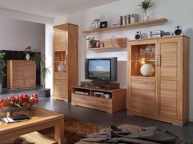 wohnzimmer massiv. Black Bedroom Furniture Sets. Home Design Ideas
