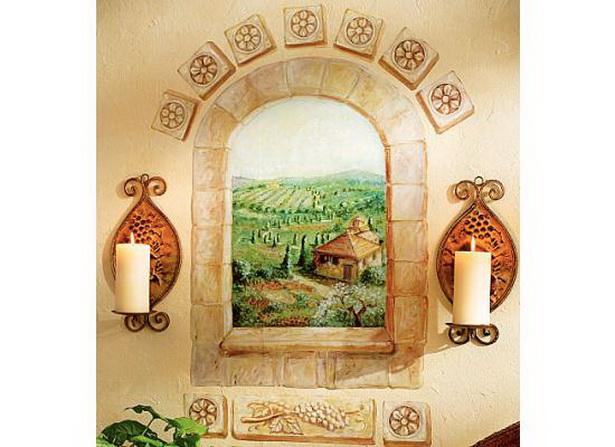Wohnzimmer mediterran gestalten for Mediterrane dekoration