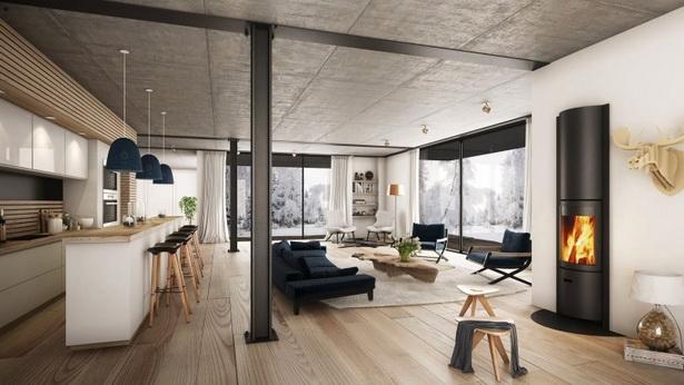 Wohnzimmer moderne einrichtung for Wohnzimmer beispiele gestaltung