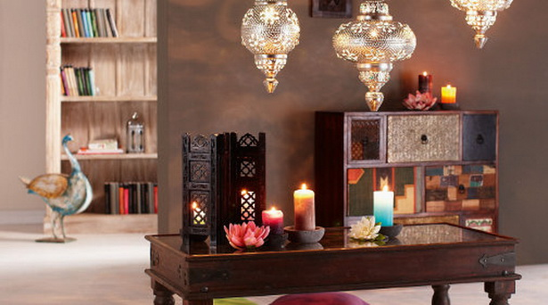 wohnzimmer orientalisch einrichten. Black Bedroom Furniture Sets. Home Design Ideas