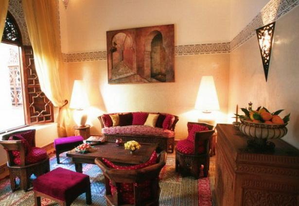 Wohnzimmer orientalisch einrichten for Raumgestaltung orientalisch