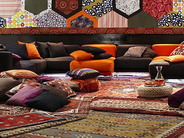Emejing wohnzimmer orientalisch einrichten contemporary for Wohnzimmer orientalisch