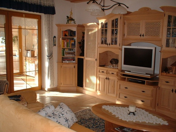 wohnzimmer rustikal einrichten. Black Bedroom Furniture Sets. Home Design Ideas