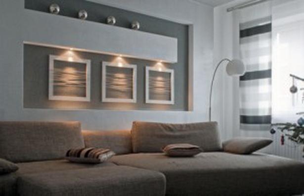 Wohnzimmer selbst gestalten
