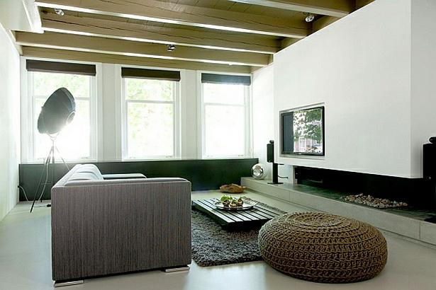 wohnzimmer stilvoll einrichten. Black Bedroom Furniture Sets. Home Design Ideas