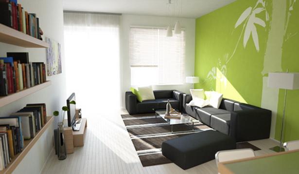 Wohnzimmer streichen ideen bilder