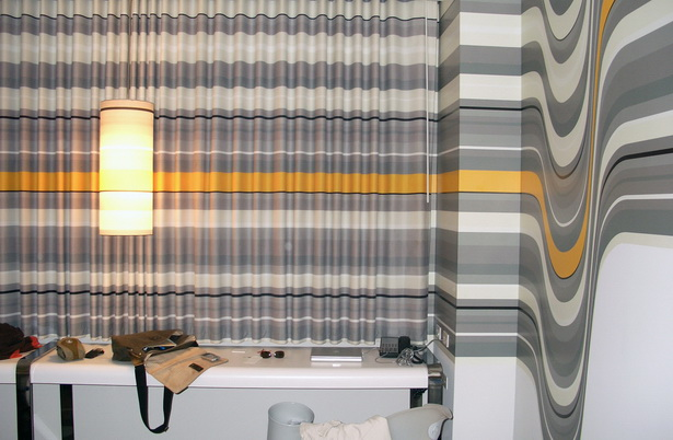 Nischendusche pendeltur raum und m beldesign inspiration - Vorhange wohnzimmer ideen modern ...