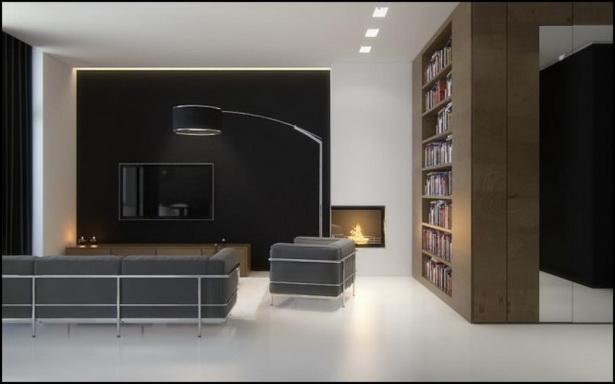 wohnzimmer schwarz weiß braun:Schwarz Braun Weiß anspruchsvolle ...