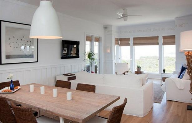 Wohnzimmer esszimmer in einem gestalten for Raum farbgestaltung