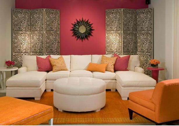 Wohnzimmergestaltung bilder for Wohnzimmergestaltung wand