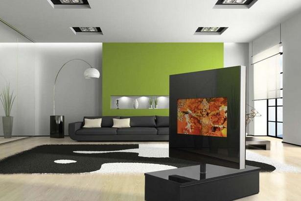 Wohnzimmergestaltung Mit Farben