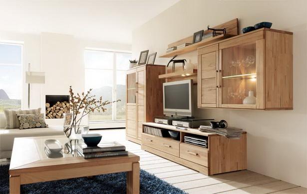 Wohnzimmerm bel massivholz for Wohnzimmer massivholz
