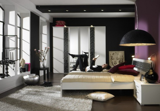 zimmer einrichten ideen. Black Bedroom Furniture Sets. Home Design Ideas