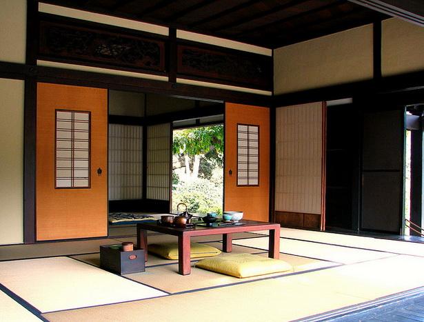 wohnzimmer japanisch einrichten : Traditionelle japanische Wohnung ...