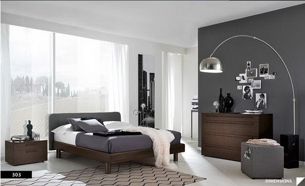 Gorgeous Gray And White Bedrooms: Zimmergestaltung Ideen