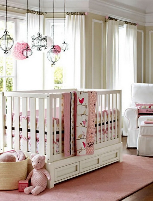 babyzimmer gestalten kreative ideen. Black Bedroom Furniture Sets. Home Design Ideas