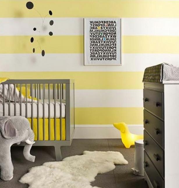 Babyzimmer kreativ gestalten