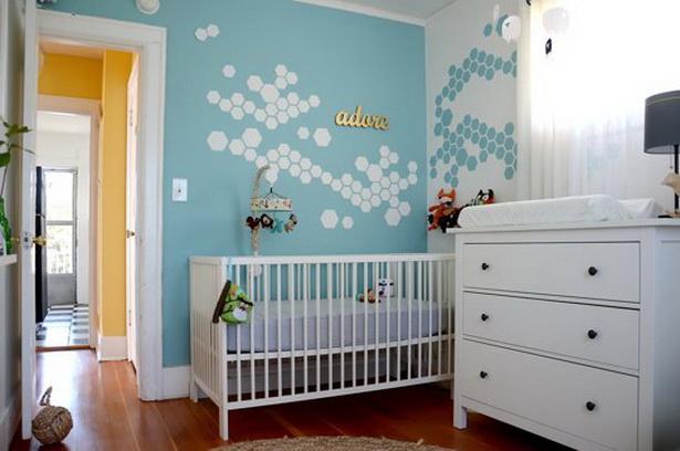 Babyzimmer wandgestaltung ideen - Wandgestaltung babyzimmer ...