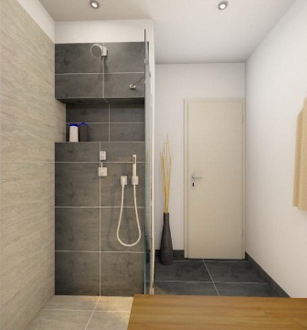 Mini Dusche Grundriss : Bad beispiele f?r kleine b?der