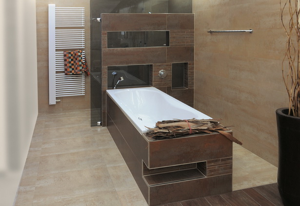 badewanne fliesen ideen. Black Bedroom Furniture Sets. Home Design Ideas