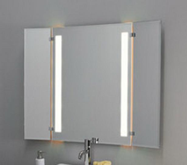 Spiegel Für Das Badezimmer: Badezimmer Klappspiegel