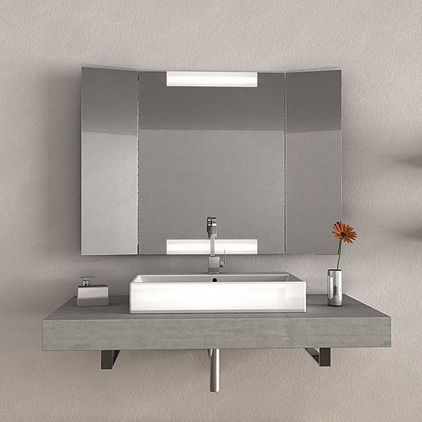 badezimmer klappspiegel. Black Bedroom Furniture Sets. Home Design Ideas