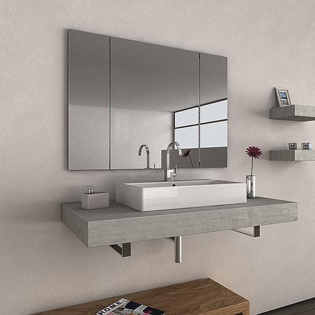 Badezimmer klappspiegel - Badezimmerspiegel ohne beleuchtung ...