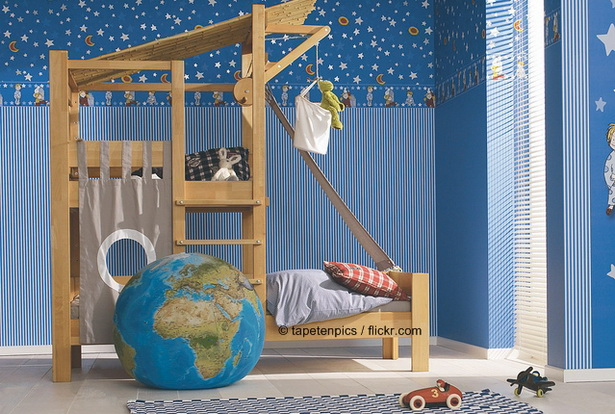 beispiele kinderzimmer. Black Bedroom Furniture Sets. Home Design Ideas