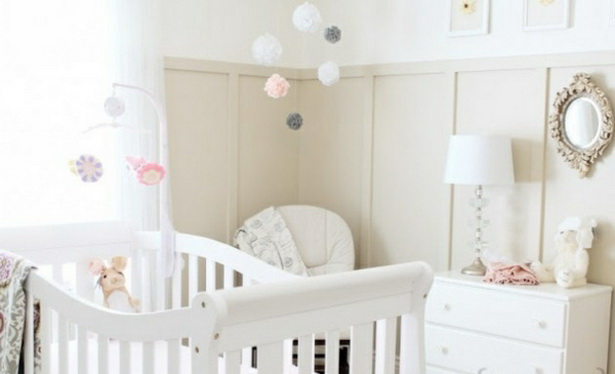 dekoration f r babyzimmer. Black Bedroom Furniture Sets. Home Design Ideas