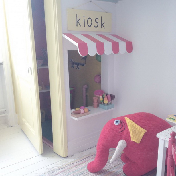 Die sch nsten kinderzimmer ideen for Kinderzimmer idee