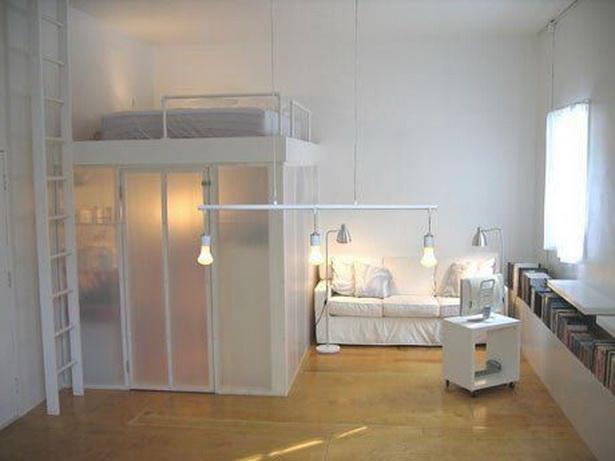 Einrichtung 1 zimmer wohnung for 1 zimmer apartment einrichtungsideen