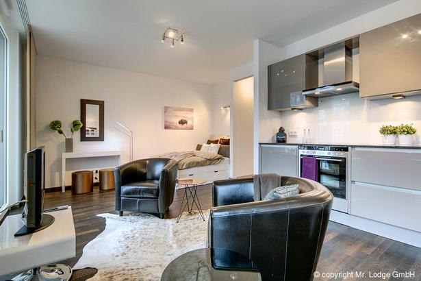 einrichtung 1 zimmer wohnung. Black Bedroom Furniture Sets. Home Design Ideas