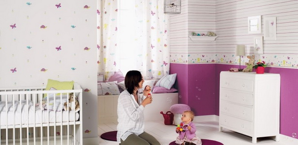 farben f r babyzimmer. Black Bedroom Furniture Sets. Home Design Ideas