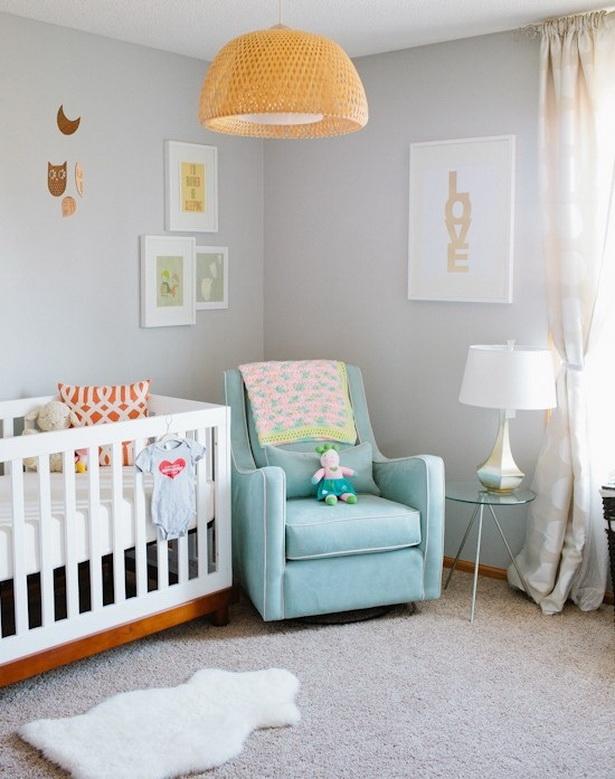 Farben f r babyzimmer for Babyzimmer farben