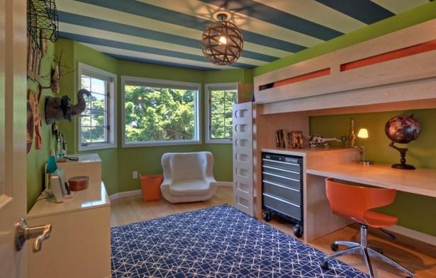 Fotos - Kinderzimmer Gestalten Kreative Und Farbenfrohe Decke