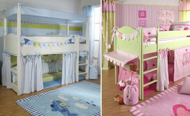 ideen f r kinderzimmerw nde. Black Bedroom Furniture Sets. Home Design Ideas