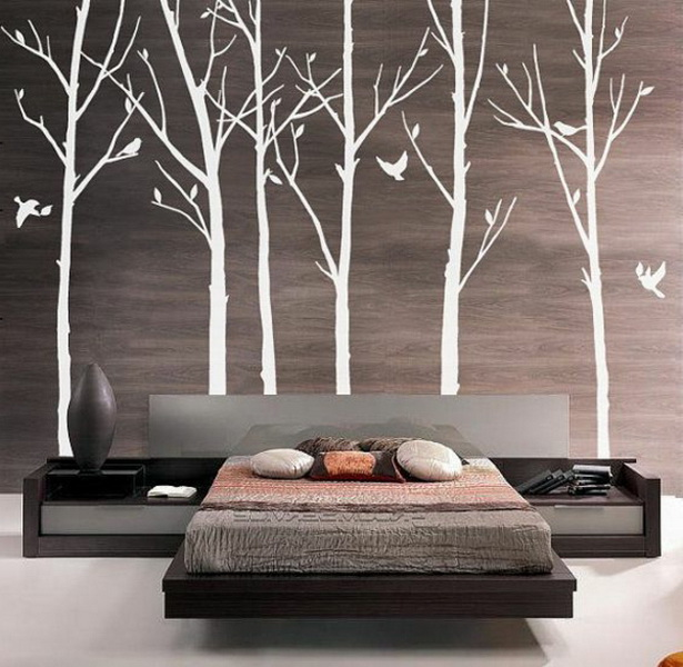 ideen w nde gestalten. Black Bedroom Furniture Sets. Home Design Ideas