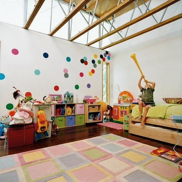 kinderzimmer bunt gestalten. Black Bedroom Furniture Sets. Home Design Ideas