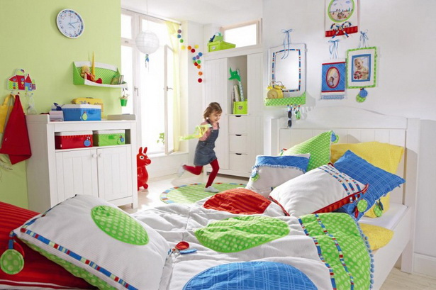 kinderzimmer bunt gestalten. Black Bedroom Furniture Sets. Home Design Ideas