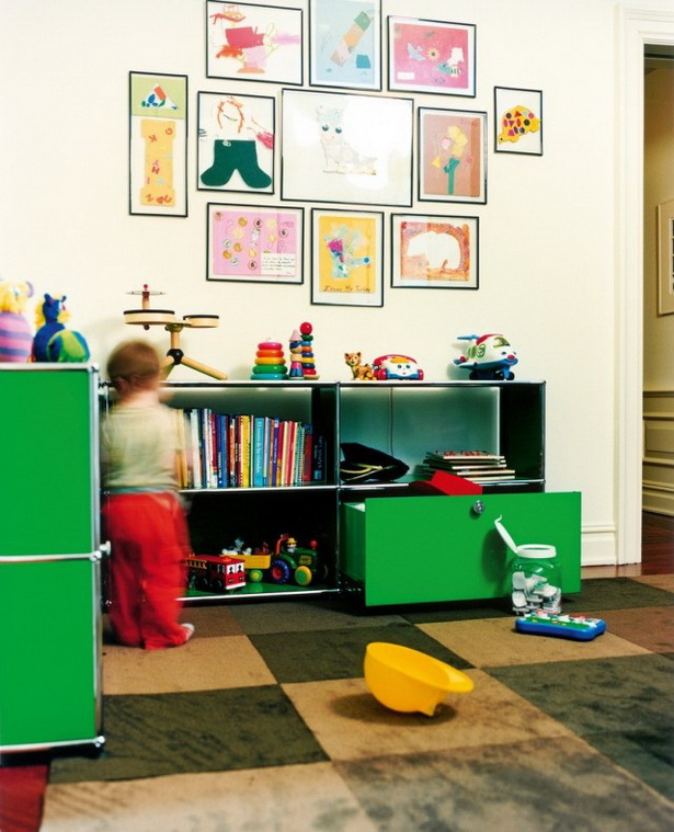 kinderzimmer farbig gestalten. Black Bedroom Furniture Sets. Home Design Ideas