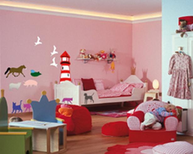 Kinderzimmer farbig gestalten - Jugendzimmer farbig gestalten ...