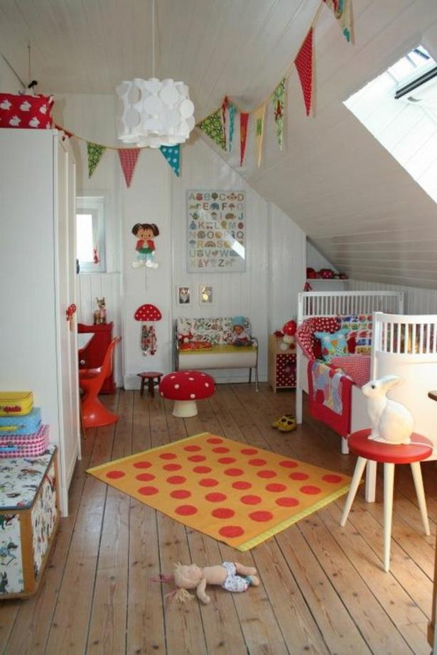 Dachschräge Kinderzimmer kinderzimmer mit dachschräge gestalten