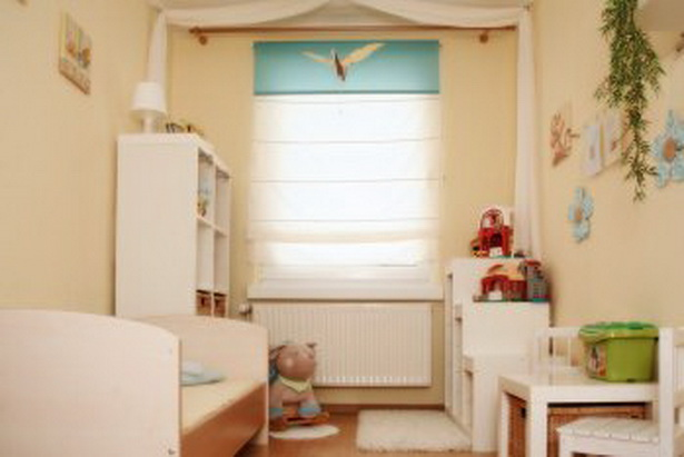 Kleines babyzimmer einrichten for Kinderzimmer 6 qm einrichten