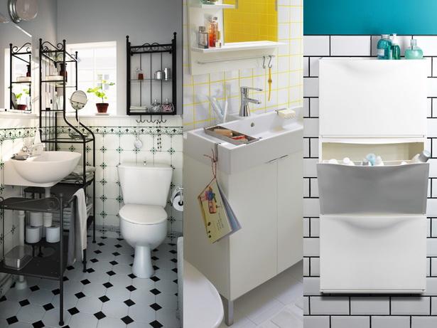 kleines badezimmer ideen. Black Bedroom Furniture Sets. Home Design Ideas